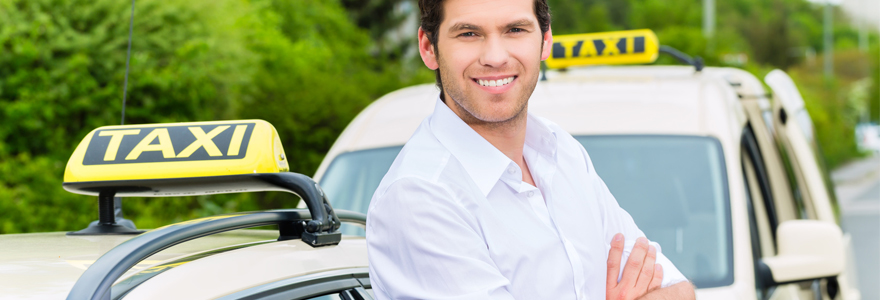devenir chauffeur de taxi