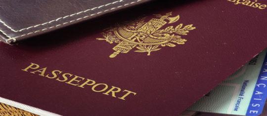 Démarches de demande de passeport en ligne